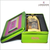 fashionable design style lonkoom perfume royal gold