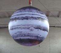 Inflatable giant balloon ball