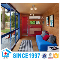 Hot Sale 40 Feet Container Villa House Cheap Mobile House for Living