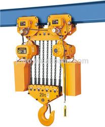 20ton Heavy duty electric chain hoist