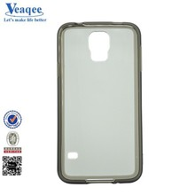 Veaqee china factory clear tpu handphone case for samsung galaxy s4