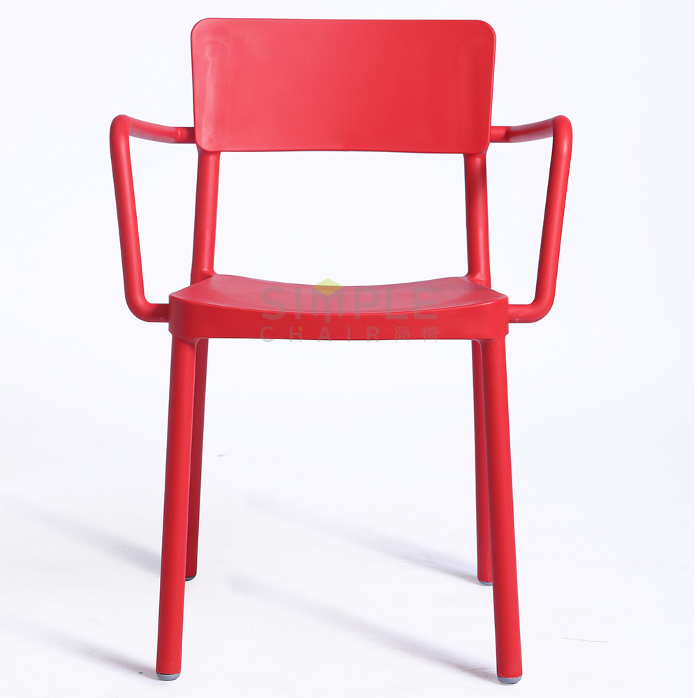 2015 best high quality plastic dining chair for dining room