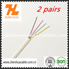 2 pair telephone cable 0.5mm