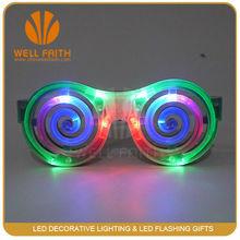 Crazy LED Flashing Sunglasses,Led Party Sunglasses