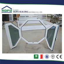 Creative Popular Design Top Quality pvc arch window