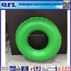 22Inch PVC Green Custom Inflatable Swim Ring for Child Kids