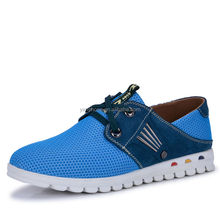 2015 fashion men shoes casual loafers, new style shoes, high quality mesh shoes for adults