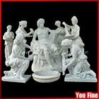 applo banheira de mármore grego famosas estátuas do jardim
