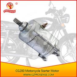 Motorcycle CG200 Engine Starter Motor