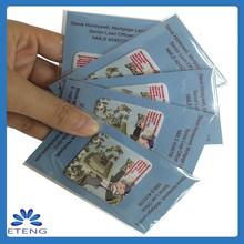 Promotion HOT Selling custom sticker mobile screen cleaner