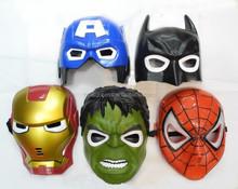 Plastic Halloween Party Mask Batman Mask
