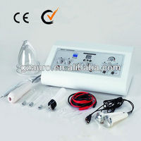 Au-606 High quality nipple enlargers breast beauty machine with facial skin care