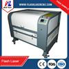 high speed ccd camera fabric laser cutting machine