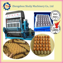 2015 Most Popular paper egg tray pulp molding machine