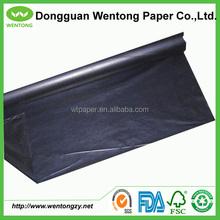 Garment blue carbon copy paper