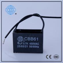 CBB61 run reservoir capacitance