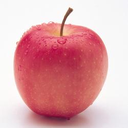 clear to mind having good sense fresh apple