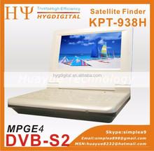 hd sat finder KPT-938H hd output satellite finder 7 inch tft lcd screen finder meter KPT-938H