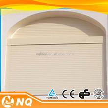 Horizontal roller shutter window for residence