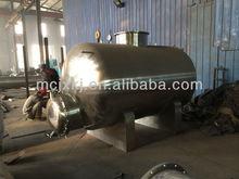 Destilada tanque de almacenamiento de agua