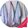 French style plain cotton tea towel
