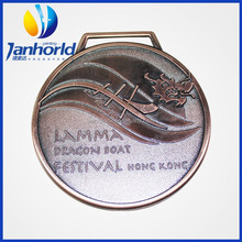 Hot Sale Factory Direct Metal Scrolling Led Name Badge With Customized Logo