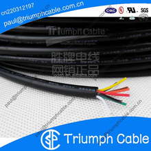 UL 2464 Cable manufacture copper electrical wire for house and building