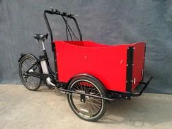 36V 250w 3 wheel motor cargo tricycle
