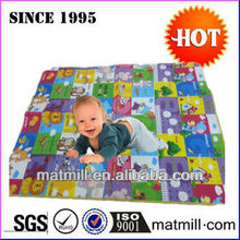 2013 best price factory promotion popular baby playing mat in different sizes and pictures