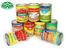 factory direct sales Cheap wholesale all kinds of vegetarian canned food