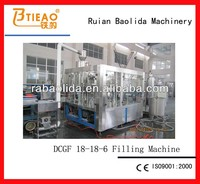 DCGF18-18-6 Automatic Fruit (Juice Filling and Sealing Machine