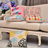 customized cushion cover,customized pillow case