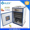 Brand new 500 chicken egg incubator on sale AI-528