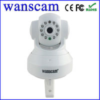 New H.264 High Quality Picture Quick Response Megapixel Wanscam IP Camera HW0024
