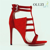 OLZ1 alibaba new women shoes ladies