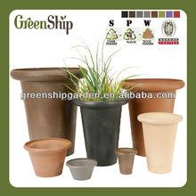 Decorative Garden Round flower pots wholesale