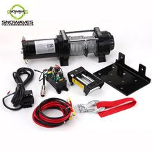 20000lb 10t Electric Winch For Tow Truck