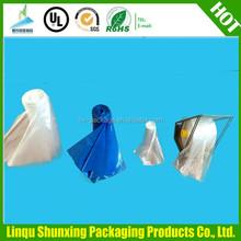 on roll bag / garbage bag manufacturing / plastic bag for food waste