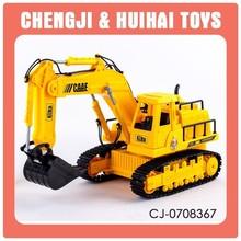 1:45 5 canali camion rc escavatore caterpillar