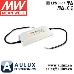 Meanwell 60W 27V LED Driver ELN-60-27 with Optional Dimming Function IP64 Level