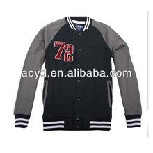 New style fashion hip-hop Korean edition leisure baseball jacket for men