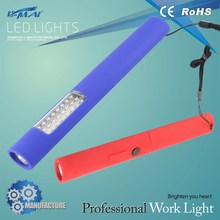 chinese magnetic commercial electric with rubber painting incandescent led work light