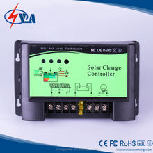 20A pwm smiple solar charge controller For the use of the battery
