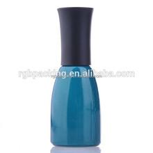 new product custom scree printing 15ml empty uv gel nail polish bottle wholesale glass bottles
