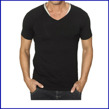 Wholesale Factory Direct- sell Custom printed design cheap man high quality 95 cotton 5 spandex fitness t shirt