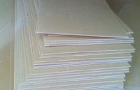 Electrical insulation muscovite mica board
