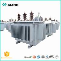 high voltage 11KV 100KVA 3 phase full copper coil distribution transformer