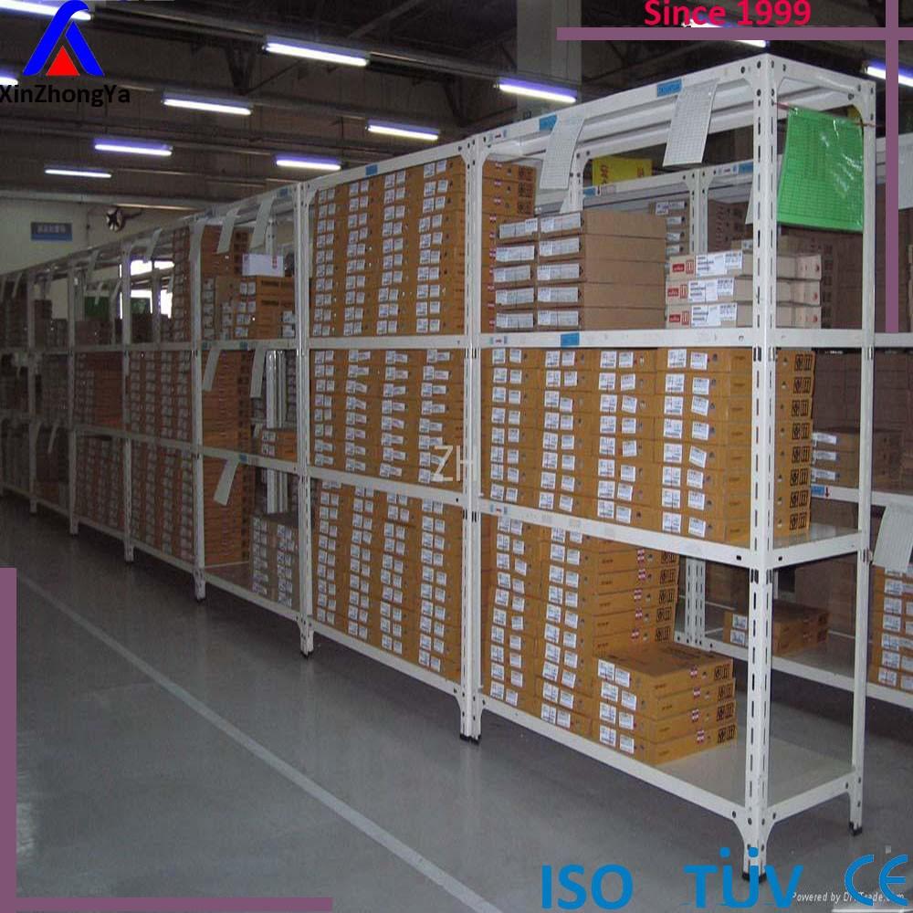 Warehouse Light Duty Rack Industry Logistics System