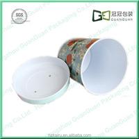 Tinplate Manfacturer Shallow Metal Tin