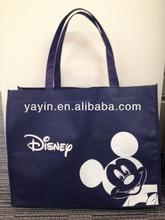 Cheap non woven shopping bag,pp nonwoven bag for promotion